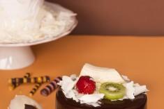Meyveli Çikolatalı 2