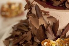 Krokanlı Çikolatalı