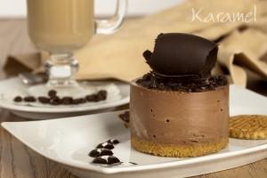 Mini Çikolatalı Cheesecake