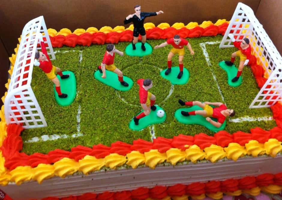 Galatasaray Futbol Takımı Pastası