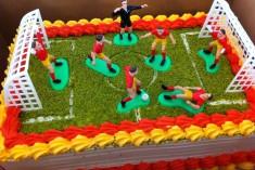 Futbol Takımı (Galatasaray) Pasta